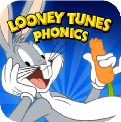 Logo for Looney Tunes ClickN READ Phonics