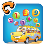 Logo for Kids Math Count Numbers Game