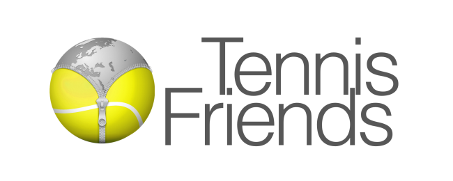 Logo for Tennis Friends