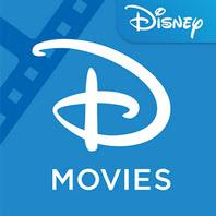 Logo for Disney Movies Anywhere