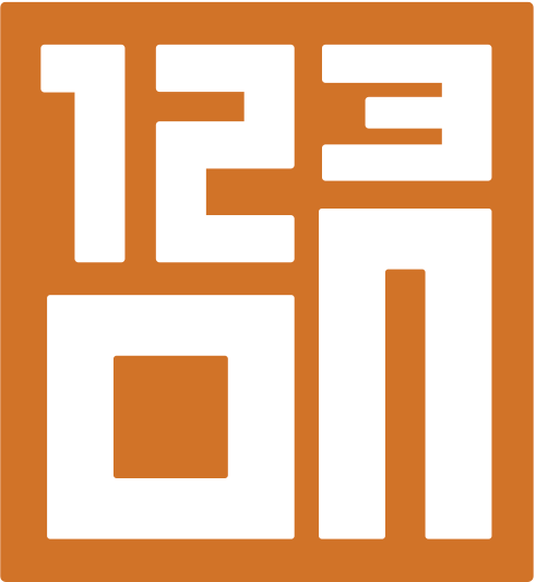 Logo for 123on