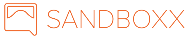 Logo for Sandboxx