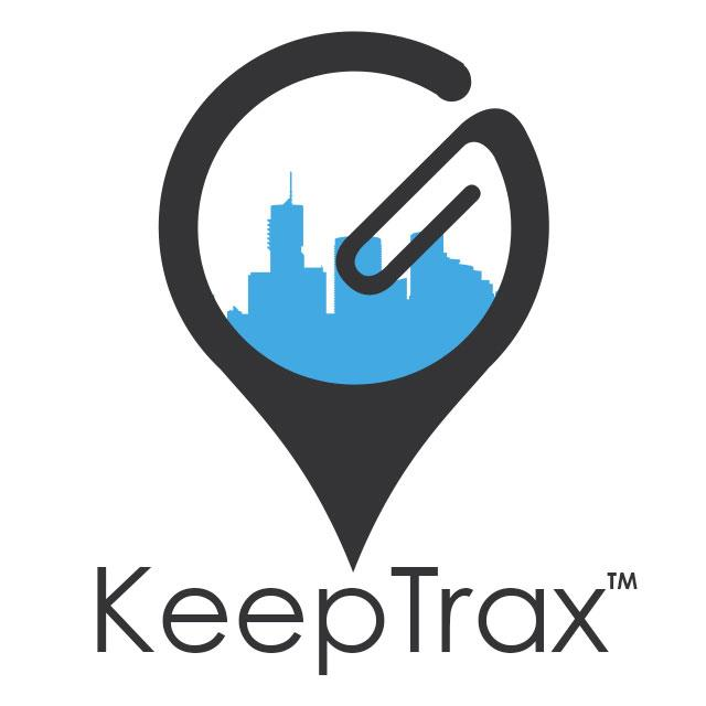 Logo for KeepTrax