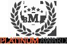 Winner of the Platinum Award