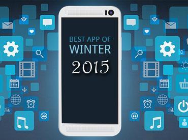 Award Contest: Best app of Winter 2015